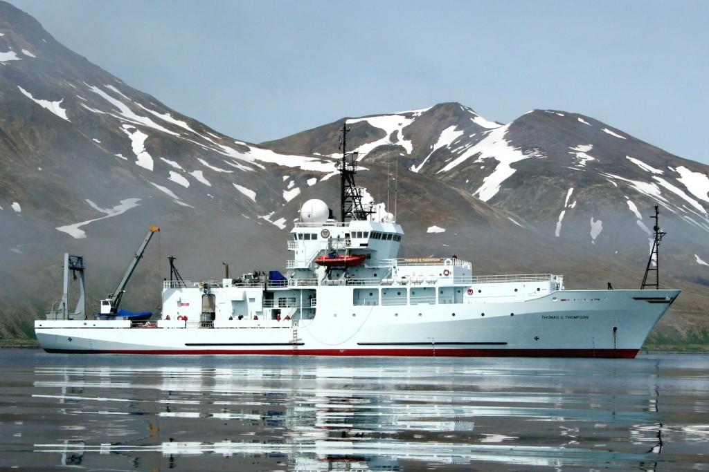 Research Vessels | Marine Biology