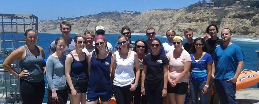 Scripps Marine Physical Lab 2016 Summer Interns
