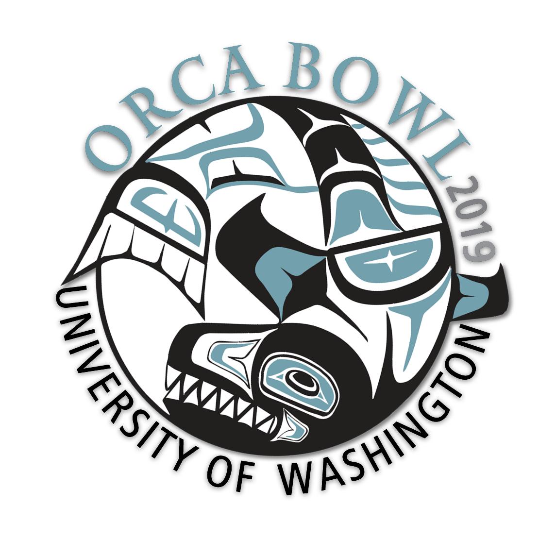 Orca Bowl 2019 logo