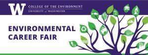 Banner for 2019 Environmental Career Fair