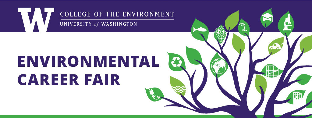 Banner for 2019 Environmental Career Fair