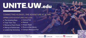 Unite UW flyer